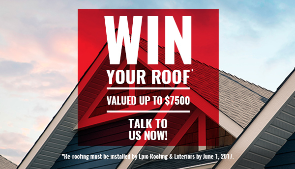 Win your roof