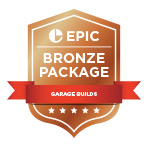bronze garage package