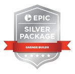 silver garage package