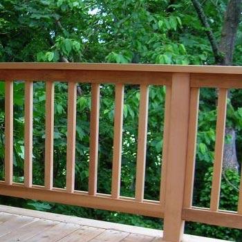 cedar-railing