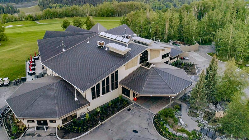 Priddis Greens Golf And Country Club