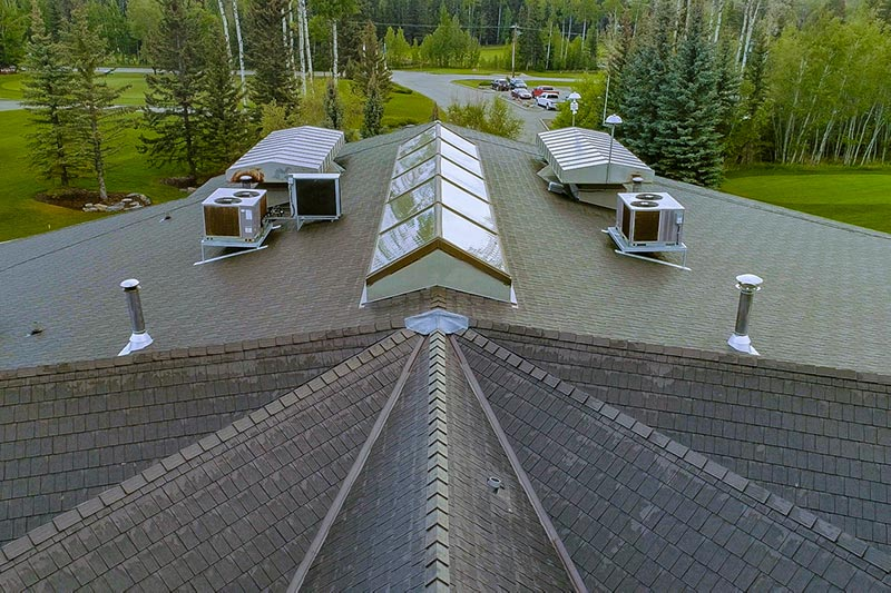 Priddis Greens Golf And Country Club Epic Roofing