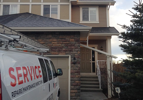 Calgary Roof Repair Services
