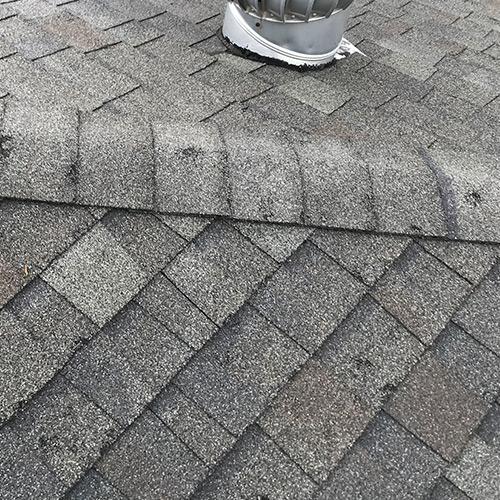 Stettler roof damage